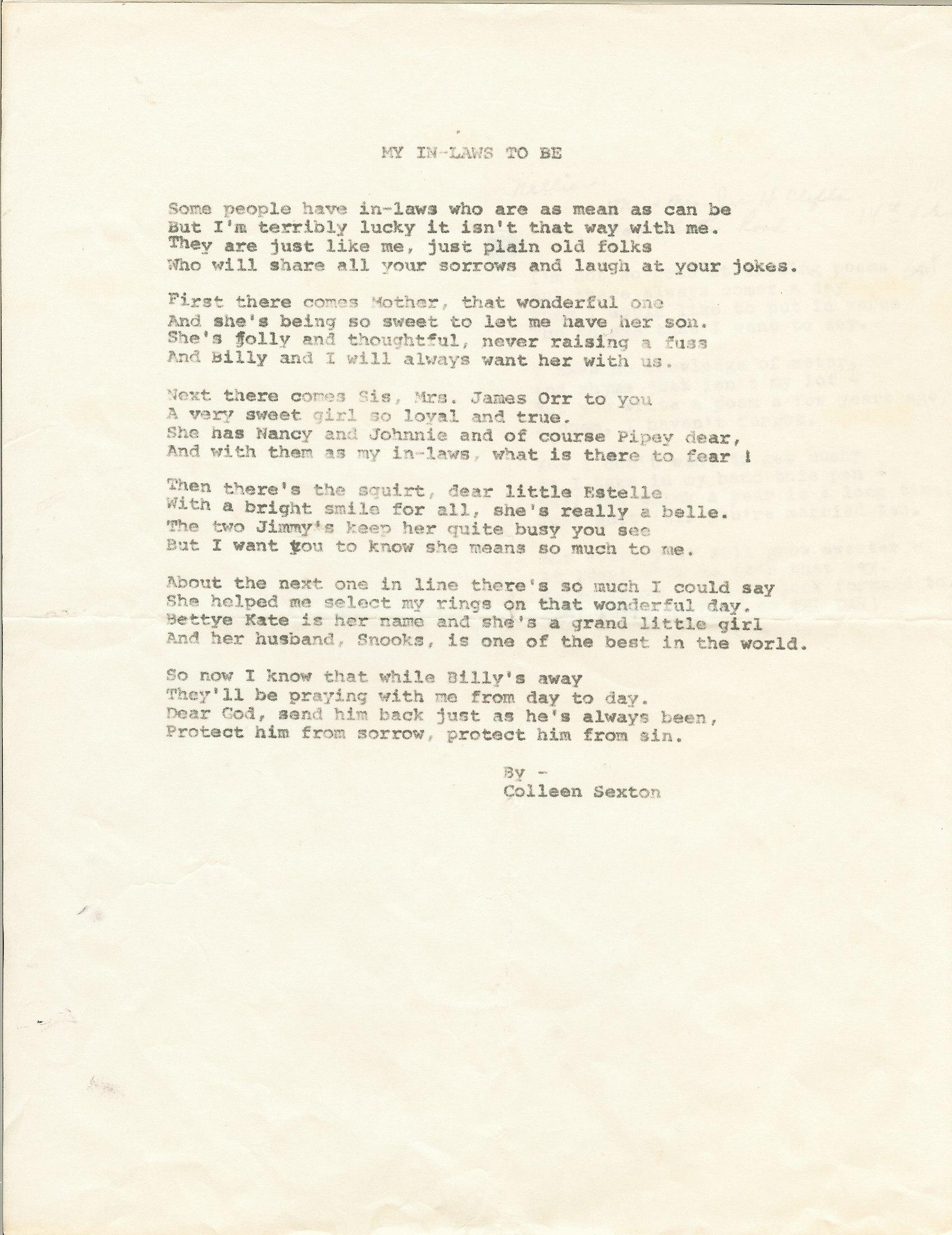 aunt_collen-poem-circa_1944